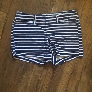 Old Navy Striped Pixie Shorts
